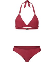 bikini all''americana (set 2 pezzi) (rosso) - bpc bonprix collection