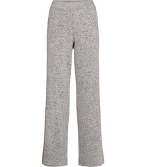 cozy wide pant pyjamasbyxor mjukisbyxor grå missya