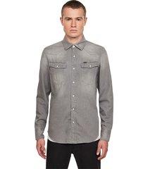 3301 slim shirt b497-b793