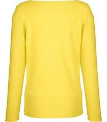 tröja dress in gul