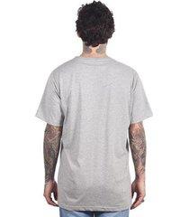camiseta alfa logo mescla - masculino