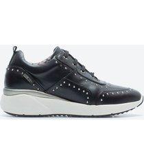 zapato casual mujer pikolinos z09p negro