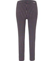 7/8-broek met elastische band van up! the pant with thincredible! fit ™ multicolour