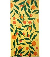 ręcznik kąpielowy pomarańcze