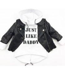 bluza just like daddy