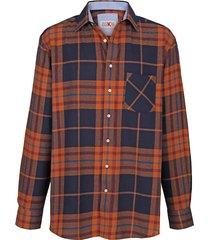 overhemd boston park oranje
