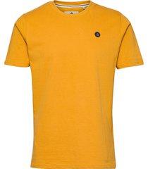 akrod t-shirt - noos t-shirts short-sleeved gul anerkjendt