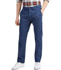 pantalon chino azul polo ralph lauren