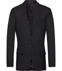 m. rick wool jacket blazer kavaj svart filippa k