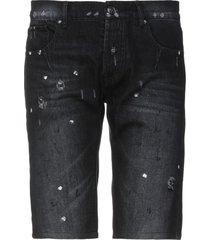 les hommes denim shorts