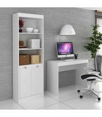 escritório completo 25897 branco tx - hecol