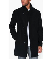 premium by jack & jones jprcollum wool coat sts jackor svart