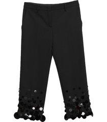 prada 3/4-length shorts