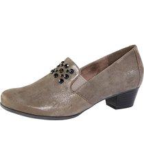 skor mona grå