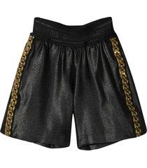 balmain teen shorts with press