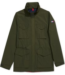 tommy hilfiger adaptive men's modular field jacket, created for macy's