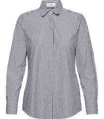 blouse long-sleeve overhemd met lange mouwen wit gerry weber edition