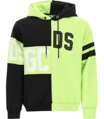 gcds hoodie with logo mix