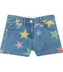 denim shorts teen