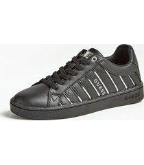 sneakersy z ozdobnymi wstawkami model bolier