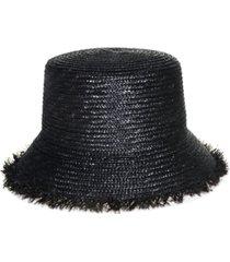 nine west wheat straw hat
