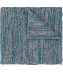 0711 meribel scarf - blue