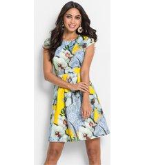 jurk met print