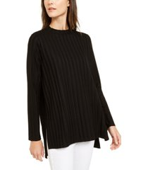 eileen fisher ribbed tunic top, created for macy's