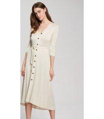 sukienka white coffe