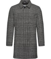 checked coat yllerock rock grå lindbergh