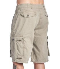 levi's men's ace cargo twill cotton shorts relaxed fit trunks beige