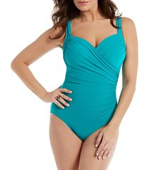 must haves sanibel one-piece swimsuit
