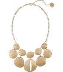the sak gold-tone statement necklace