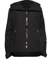 stranda ins hybrid w jkt outerwear sport jackets zwart bergans