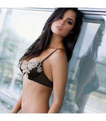 ambra lingerie bh's platinum oil push bh 0236