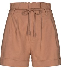 paperbag shorts charly  bruin