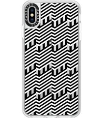 casetify building iphone x/xs max & xr plus case - black
