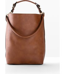 borsa shopper basic (marrone) - bpc bonprix collection