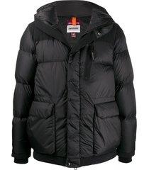 parajumpers endurance down jacket - black