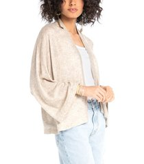 synergy organic clothing butterfly cardigan