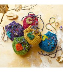 sundance catalog women's personalized posey pouch
