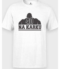 koszulka 40 na karku