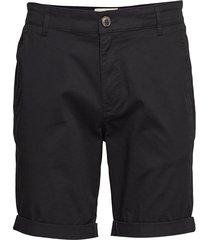 slhstraight-paris shorts w noos shorts chinos shorts svart selected homme