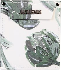 jacquemus printed pouch