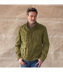 sundance catalog men's harry field jacket in olive 2xl