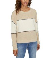 sanctuary billie colorblocked sweater