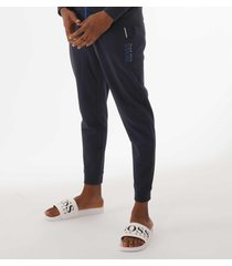 boss tracksuit pants - dark blue 50409097