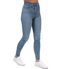womens mile high super skinny jeans