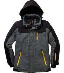 giacca tecnica invernale (grigio) - bpc bonprix collection