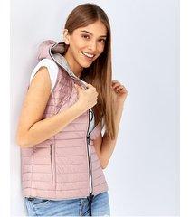 chalecos rosado derek 819934